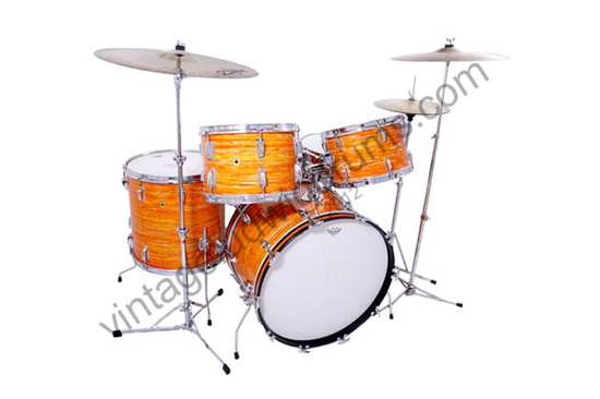1968 Ludwig Mod Orange